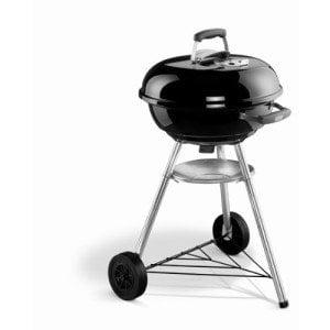 barbecue weber compact kettle , piatto da 47 cm