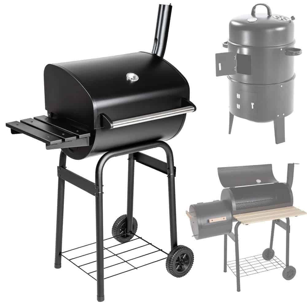 Barbecue TecTake   Per chi ha il braccino corto