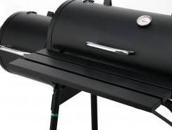 Tepro Wichita | Doppia griglia per uno smoker con le palle