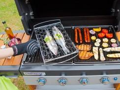 Guanti per il Barbecue | Per fare a schiaffi all'inferno