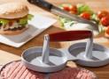 Pressa per hamburger   Risparmi e Sai cosa mangi