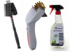 Pulire il Barbecue | Spazzole e Spray per la pulizia della tua griglia