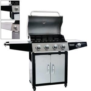scegliere il barbecue a gas