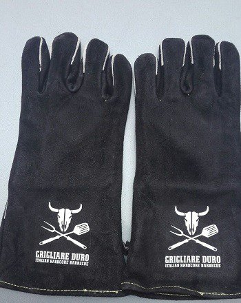 guanti grigliare duro