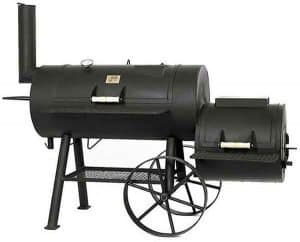 joe's barbecue smoker