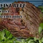 roast beef barbecue