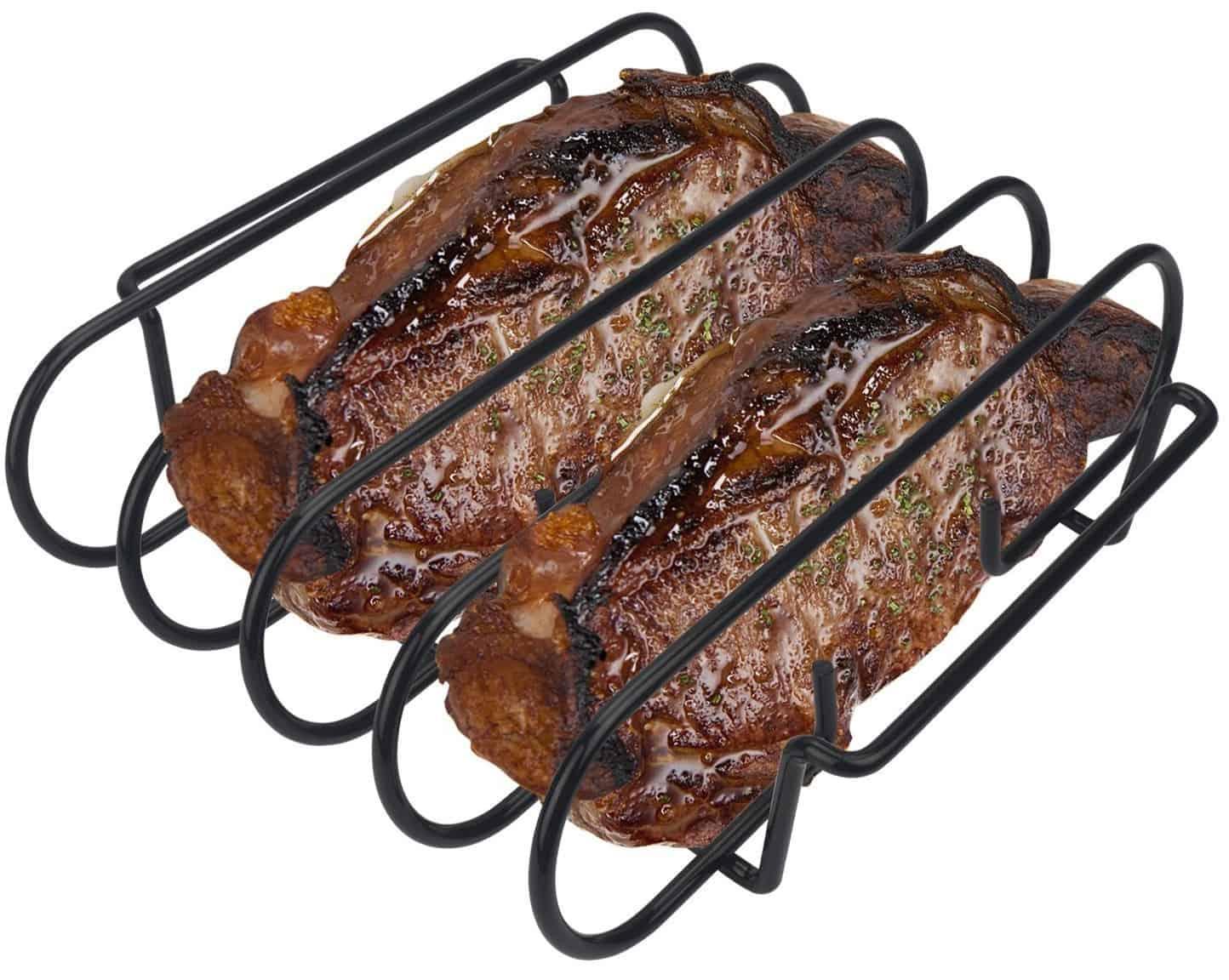 supporto costine alla griglia - ribs rack