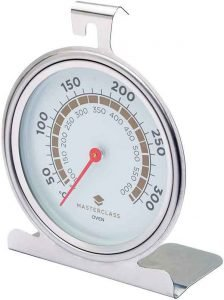 KitchenCraft MasterClass Termometro da Forno