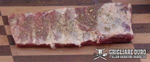 bbq rib rosticciana costine di maiale