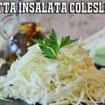 insalata coleslaw ricetta coleslaw salad
