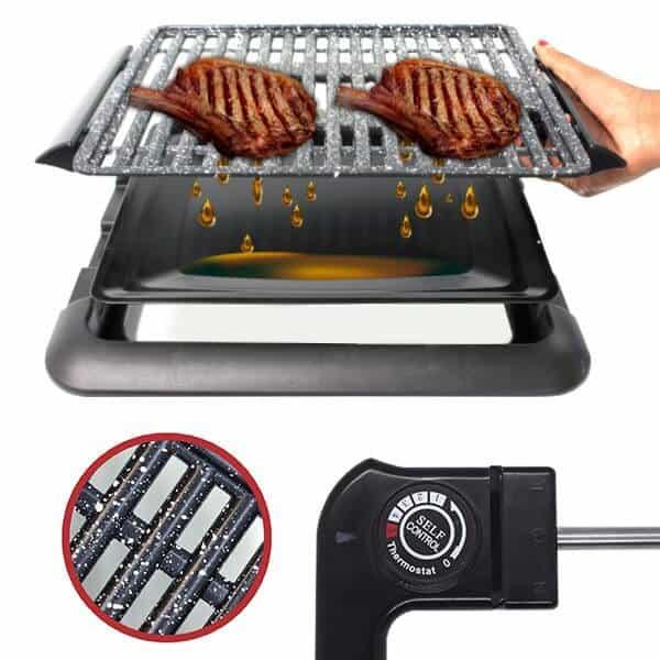 grill elettrico