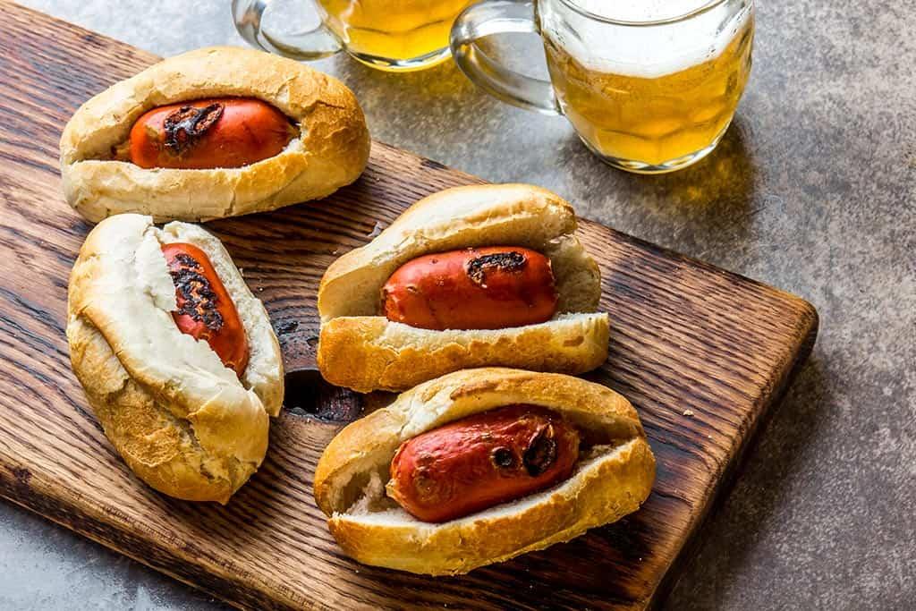 Choripan | il tradizionale panino con la salsiccia