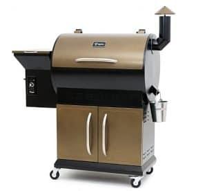 Barbecue a pellet PG1   BBQ Toro