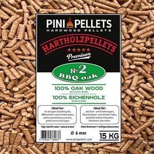 Legno in pellet per barbecue n.2   Pini 15kg