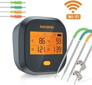 Inkbird IBBQ-4T Wi-Fi