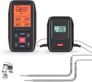 Inkbird IRF 2SA Termometro WirelessRemoto