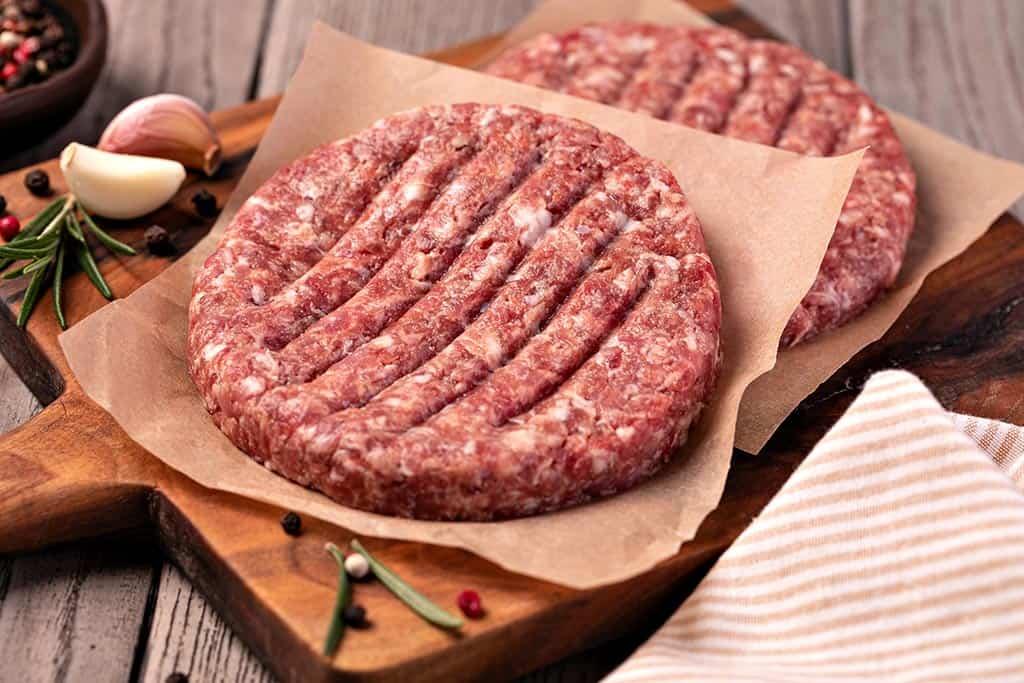 Hamburger di Manzetta Prussiana