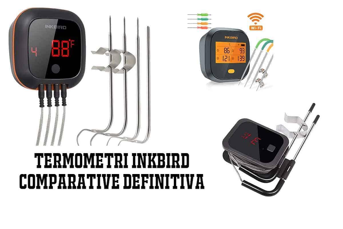 Termometro inkbird