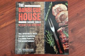 libro di ricette The Barbecue House