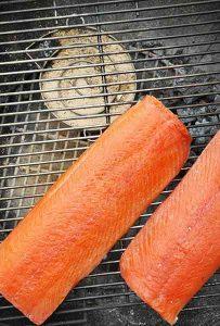 salmone affumicato affumicatura