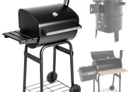 Barbecue TecTake | Per chi ha il braccino corto