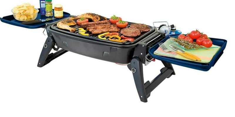 Barbecue portatile o griglia pieghevole | Io griglio dove voglio !