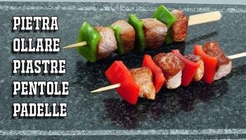 Pietra Ollare per Barbecue