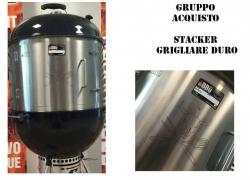 Gruppo acquisto Stacker GRIGLIARE DURO