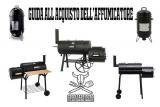 I migliori Barbecue con affumicatore e Smoker | per cucinare la carne a fuoco lento