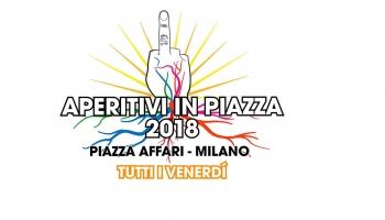 Aperitivi in Piazza Affari – Accendiamo il cuore di Milano – Tutti i Venerdì dal 15/06 al 13/07