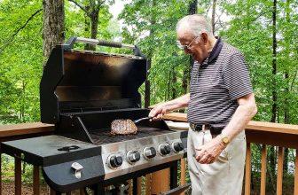 Barbecue a gas Weber | Per chi vuole grigliare in tutta comoditá senza troppo sbattimento