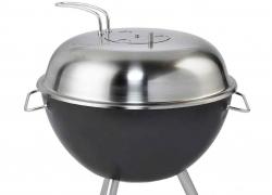 Barbecue Dancook | Brevetto danese per un barbecue in acciaio