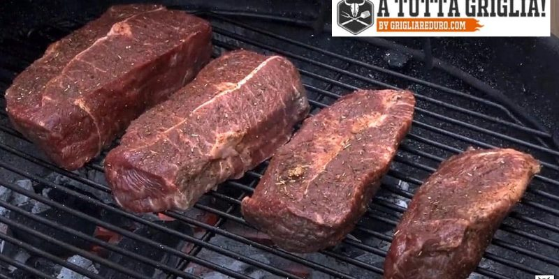 Top Blade Steak | Bistecca di manzo alla griglia