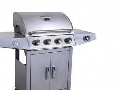 Barbecue a gas Broil master 4+1 | Tutto il resto è noia