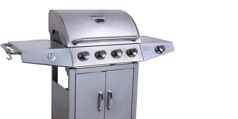 Barbecue a gas Broil master 4+1   Tutto il resto è noia