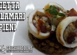 Ricetta Calamaro Ripieno – 5 Varianti per preparare gustosi calamari ripieni