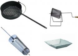 Caldarroste | Accessori per fare le castagne sul barbecue