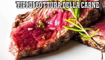 I Tipi di Cottura della Carne | Cotture della carne dai Flintstones ad oggi