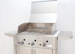 GRILL INOX Barbecue | Il nuovo barbecue a gas Professionale