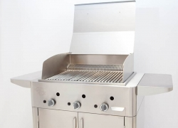 GRILL INOX Barbecue | Il nuovo barbecue a gas Professionale