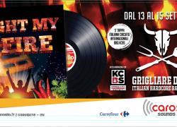 Italian Hardcore Barbecue 2019 – 13-14-15 Settembre Centro Carosello Carugate – MI