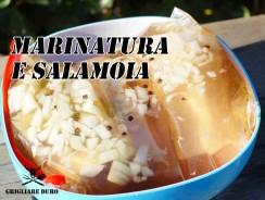 Salamoia e marinatura, anzi: salamoia vs marinatura