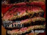 Picanha brasiliana alla griglia | La ricetta definitiva