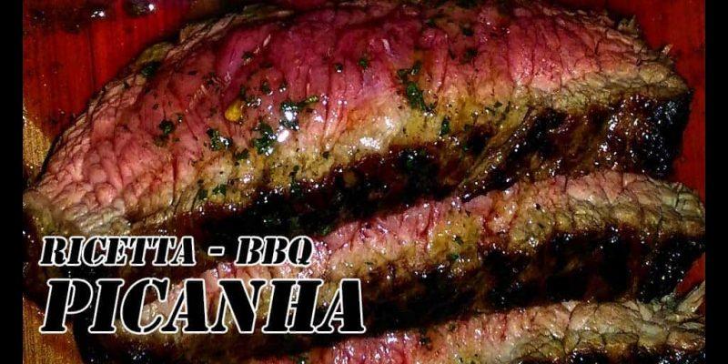 Picanha carne alla griglia | Ricetta Picanha taglio eccezionale