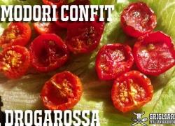 Pomodori Confit | Ricetta per la DROGAROSSA