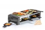 Raclette Grill | Griglie e Piastra per Raclette con pietra ollare o multi funzione