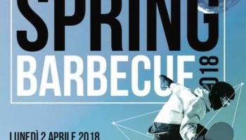 SPRING BARBECUE – Grigliata di Pasquetta a Gressoney 2 Aprile 2018
