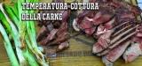 Tabella Temperatura Cottura Carne